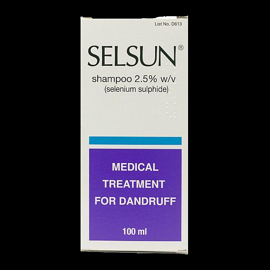 Selsun Dandruff Treatment - 100ml