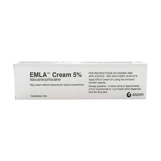 EMLA Cream 5% - 30g
