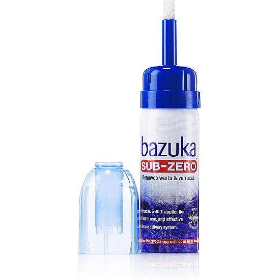Bazuka Sub-Zero Freeze Verruca & Wart Removal Treatment – 50ml