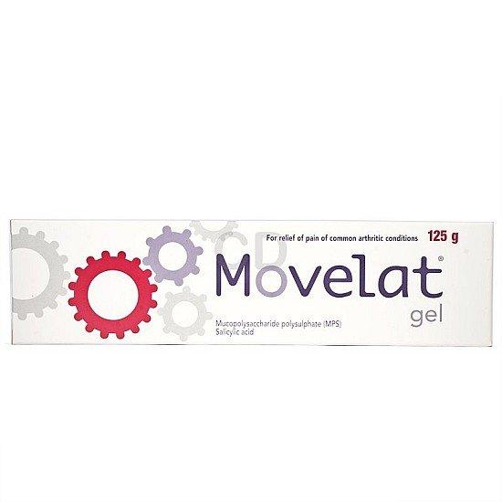Movelat Relief Gel - 125g