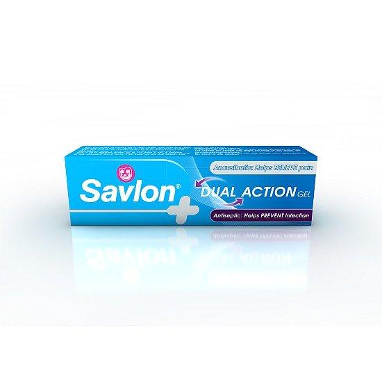 Savlon Dual Action Gel - 20g