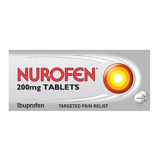 Nurofen 200mg Tablets - 24 Pack