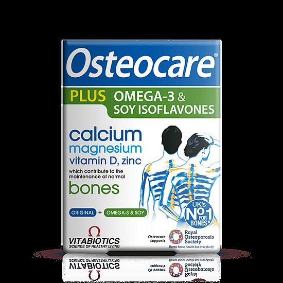Vitabiotics Osteocare Plus - 56 Tablets + 28 Capsules