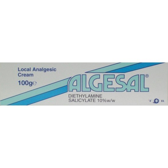 Algesal Local Analgesic Cream - 100g