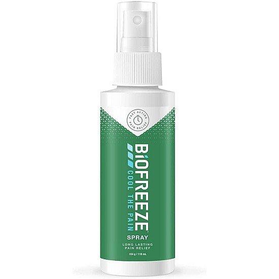 Biofreeze Pain Relief Spray - 118ml