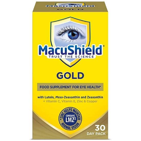 MacuShield Gold - 90 Capsules