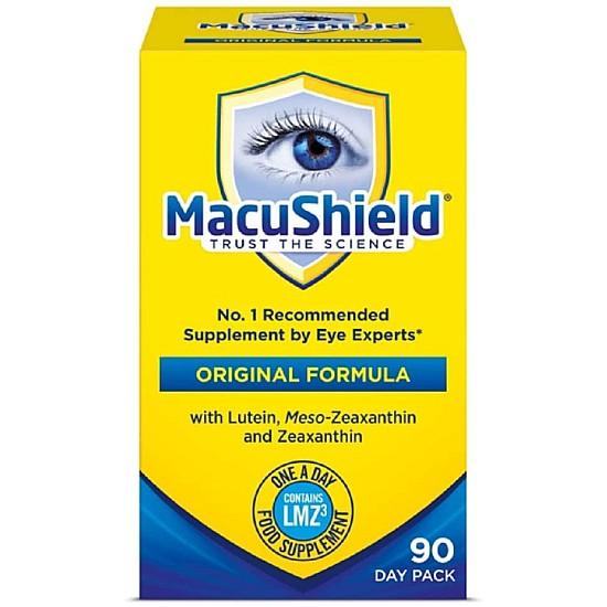 MacuShield Original - 90 Capsules