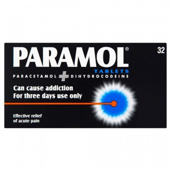 Paramol Tablets Easy To Swallow - Pack of 32