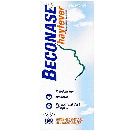 Beconase Hayfever Allergy Nasal Spray - 180 Sprays