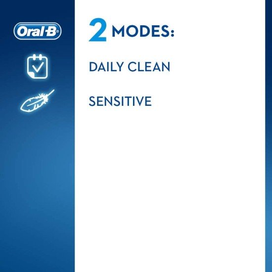 Oral-B Pro 2 2500 Black Edition Electric Toothbrush